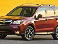 Forester 2.0XT Touring, Carfax One Owner!, *Originally