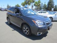 DRIVE FOREVER!! THIS SUBARU FORESTER XT TOURING COMES