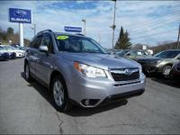 Treat yourself to this 2016 Subaru Forester 2.5I