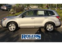 This 2016 Subaru Forester is a Certified Pre-owned