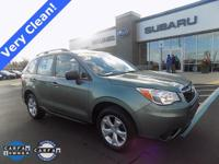 2016 Subaru Forester 2.5i! ** ACCIDENT FREE CARFAX