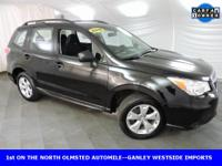 Recent Arrival! Subaru Forester 2016 2.5i Crystal Black
