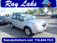 CARFAX 1-Owner, LOW MILES - 4,371! 2.5i trim. CD