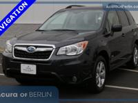 2016 Subaru Forester 2.5i Limited Dark Gray Metallic