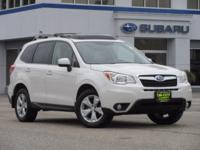**** ONE OWNER FULLY EQUIPPED **** This 2016 Subaru