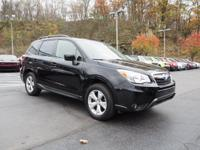Recent Arrival! 2016 Subaru Forester 2.5i Limited