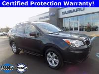 2016 Subaru Forester 2.5i Limited! ** ACCIDENT FREE