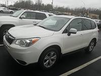 CARFAX One-Owner. 2016 Subaru Forester 2.5L 4-Cylinder