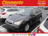 Options:  2016 Subaru Forester 2.5I Limited|Certified