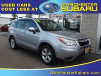Introducing the 2016 Subaru Forester! Captivating