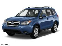 This 2016 Subaru Forester 4DR CVT 2.5I LIMITED PZEV is