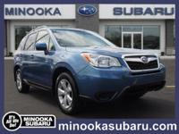 Introducing the 2016 Subaru Forester! This is an