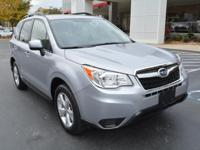 Options:  2016 Subaru Forester 2.5I Premium|Awd 2.5I