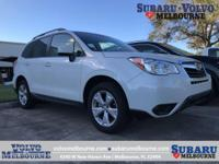 LOCALLY OWNED 2016 SUBARU FORESTER 2.5i PREMIUM