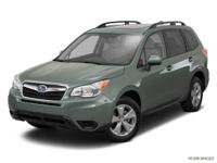 Recent Arrival! Dark Gray Metallic 2016 Subaru Forester