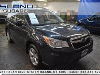 This 2016 Subaru Forester 2.5i Premium is proudly