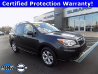 2016 Subaru Forester 2.5i Premium! ** ACCIDENT FREE