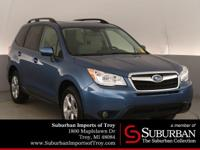 Just Reduced! Certified. 2016 Subaru Forester 2.5i