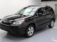 2016 Subaru Forester with 2.5L H4 Engine, Cloth