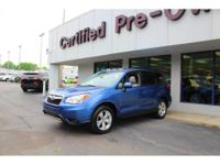 Options:  2016 Subaru Forester 2.5I Premium|Introducing