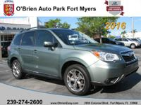 Check out this gently-used 2016 Subaru Forester we