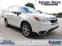 LOW MILEAGE 2016 SUBARU FORESTER 2.5i TOURING AWD**ONE