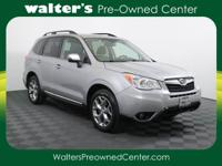 Options:  2016 Subaru Forester 2.5I