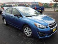 Options:  2016 Subaru Impreza 2.0I|We Offer Financing