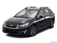 Recent Arrival! Dark Gray Metallic 2016 Subaru Impreza