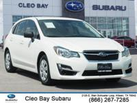 COMPLETE CLEO BAY USED VEHICLE INSPECTION!!. Subaru