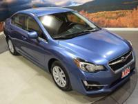 EPA 37 MPG Hwy/28 MPG City! Subaru Certified, Superb