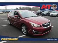 CARFAX One-Owner. Clean CARFAX. Certified. Venetian Red