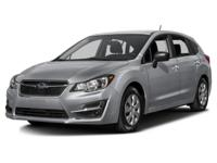 Flatirons Imports is offering this 2016 Subaru Impreza