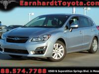 We are thrilled to offer you this *1-OWNER 2016 SUBARU