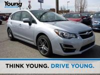 2016 Subaru Impreza 2.0i Premium This vehicle is nicely