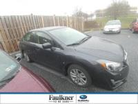 CARFAX 1-Owner, Clean, Subaru Certified, ONLY 25,468