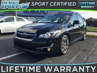 FREE LIFETIME POWERTRAIN WARRANTY WITH THIS VEHICLE.