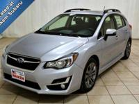 Save even more with this 2016 Subaru Impreza Wagon. It
