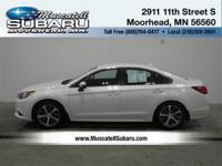 Subaru CERTIFIED*** Subaru Certified Pre-Owned means