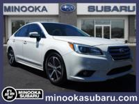 Introducing the 2016 Subaru Legacy! Quite possibly the