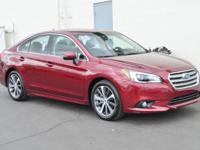 Options:  2016 Subaru Legacy 4Dr Sdn 2.5I Limited