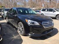 Introducing the 2016 Subaru Legacy! Ensuring composure