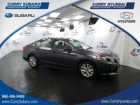 Look at this 2016 Subaru Legacy 2.5i Premium. Its