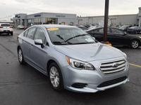 Check out this gently-used 2016 Subaru Legacy we
