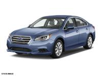 For a smoother ride, opt for this 2016 Subaru Legacy