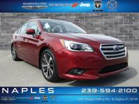 CARFAX One-Owner. Clean CARFAX. Venetian Red Pearl 2016