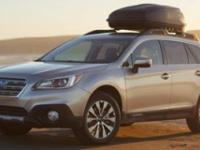 Delivers 33 Highway MPG and 25 City MPG! This Subaru