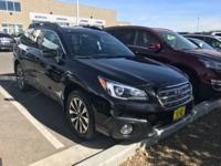 Introducing the 2016 Subaru Outback! Both practical and
