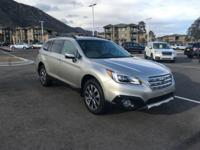 Come in today and see this 2016 Subaru Outback Limited!