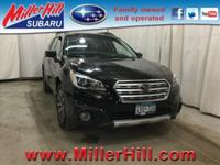 2016 Subaru Outback 2.5i Limited AWD set and ready for